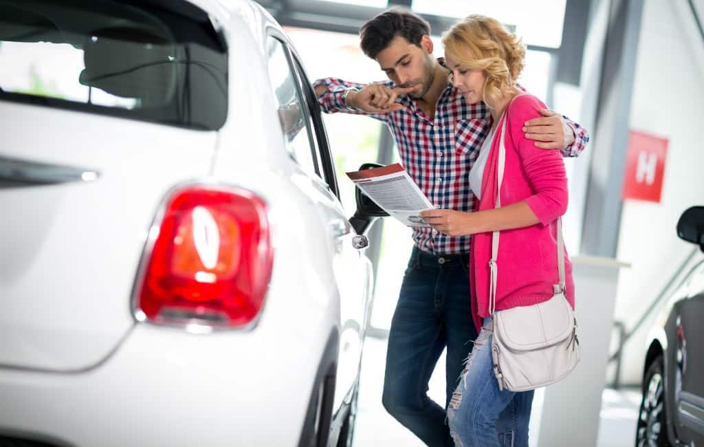 Meer personenwagens verkocht in 2018 in Spanje