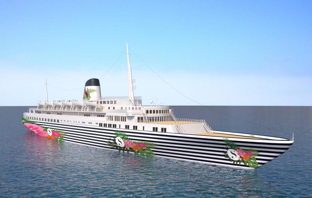 """De """"Love Boat"""" komt naar Mallorca, Ibiza en Marbella"""