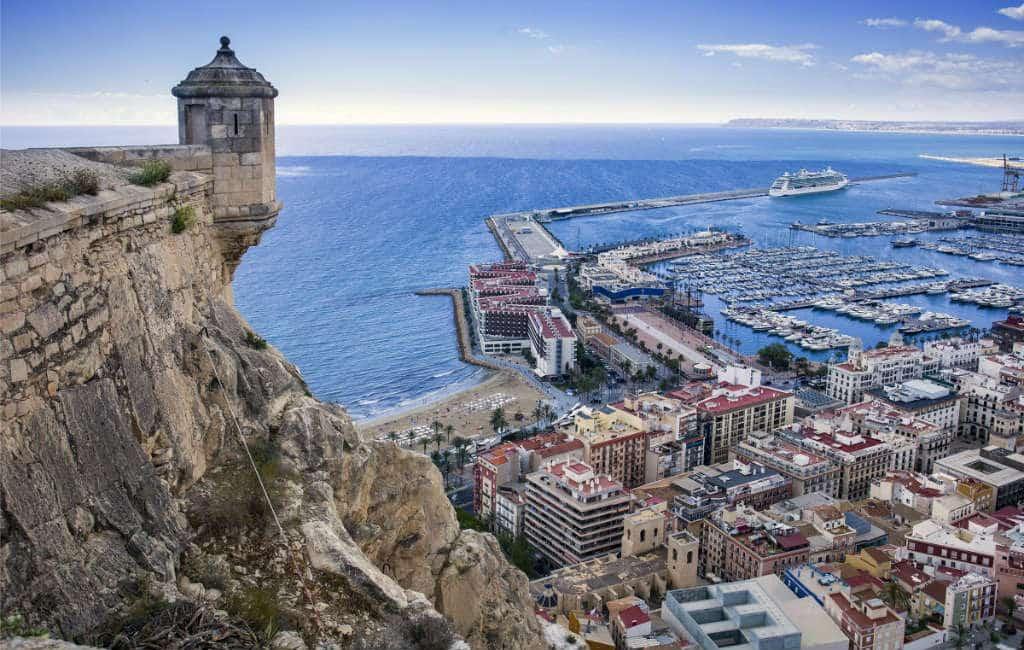 De elfstedentocht in Spanje