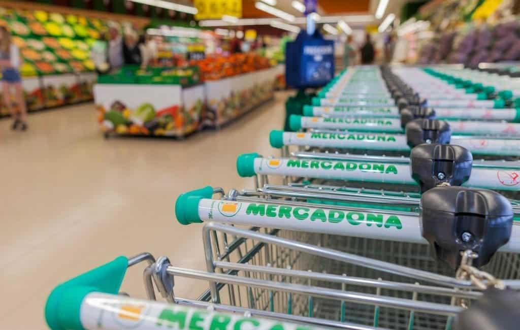 Winkeldief mag geen enkele Mercadona meer betreden op Mallorca