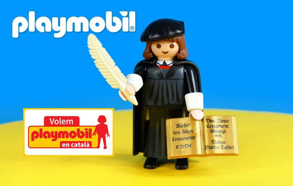 Catalonië geeft Playmobil boete vanwege ontbreken Catalaans
