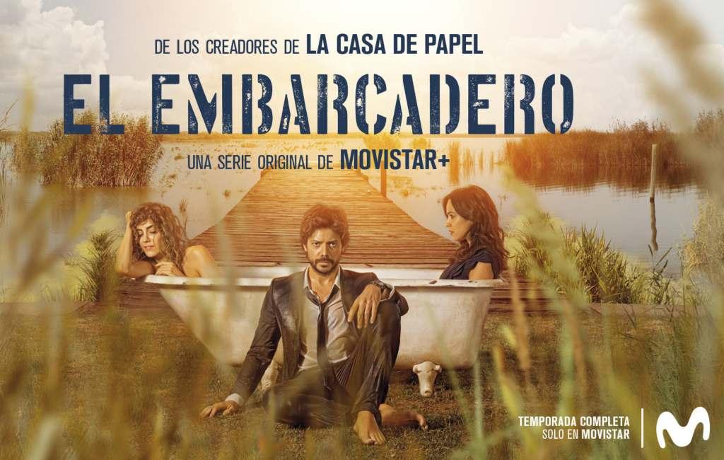 Nieuwe thrillerserie bij Movistar+ (en Netflix?) opgenomen in Valencia
