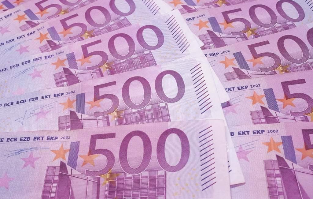 Geen 500-eurobiljetten meer in Spanje