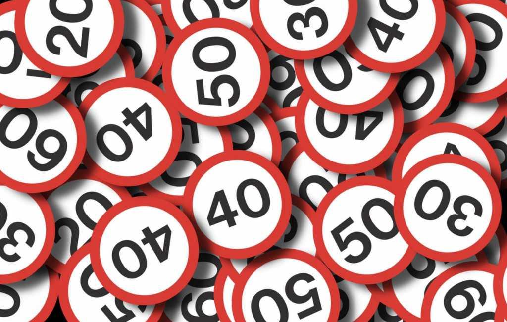 Nieuwe maximumsnelheden op Spaanse wegen