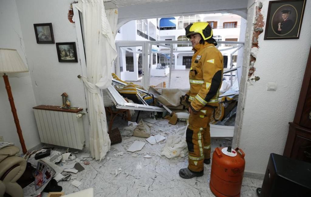 Brits echtpaar en hond gewond bij explosie in Torrevieja