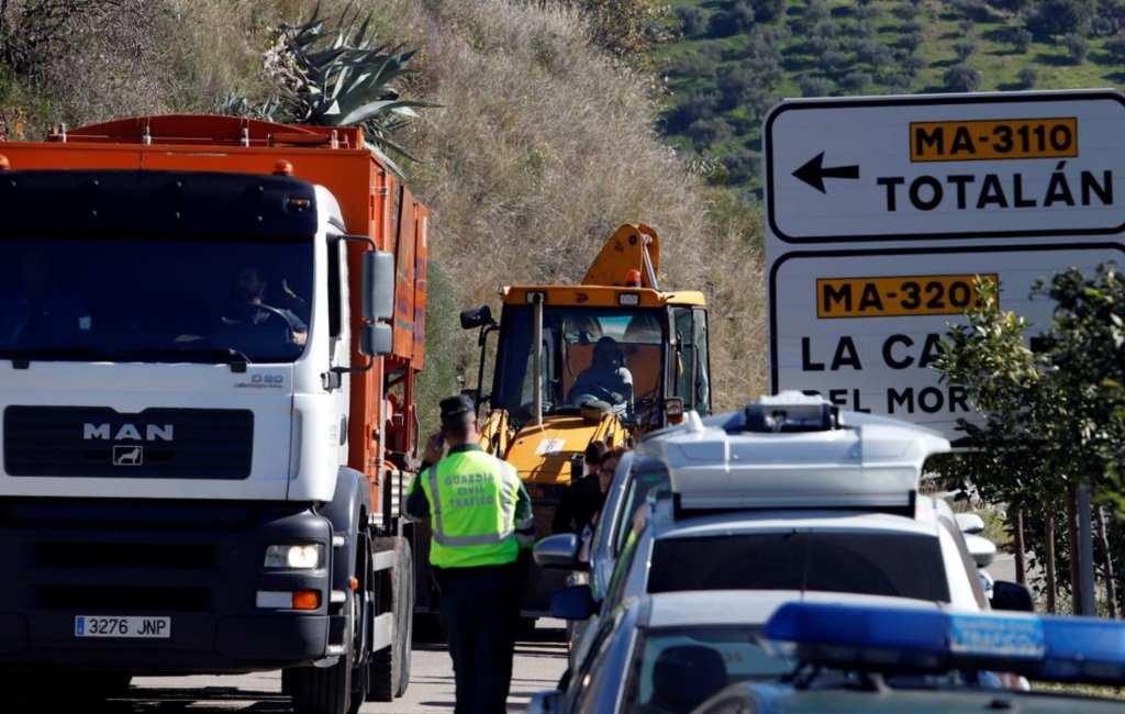Laatste nieuws rondom de reddingspoging van kleine Julen in Málaga