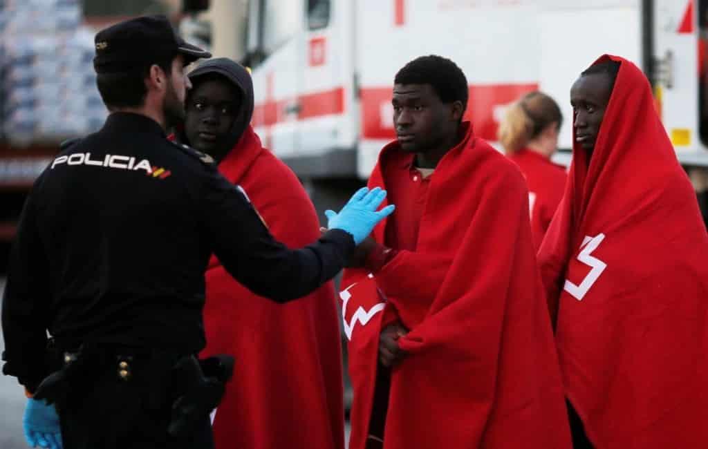 Huidige regering Spanje deporteert meer immigranten dan de regering-Rajoy