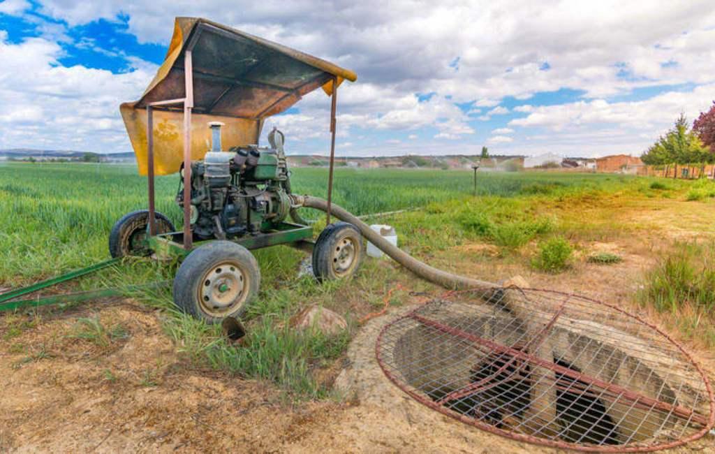 Spanje heeft meer dan 1 miljoen illegale waterputten zoals in Totalan, Málaga