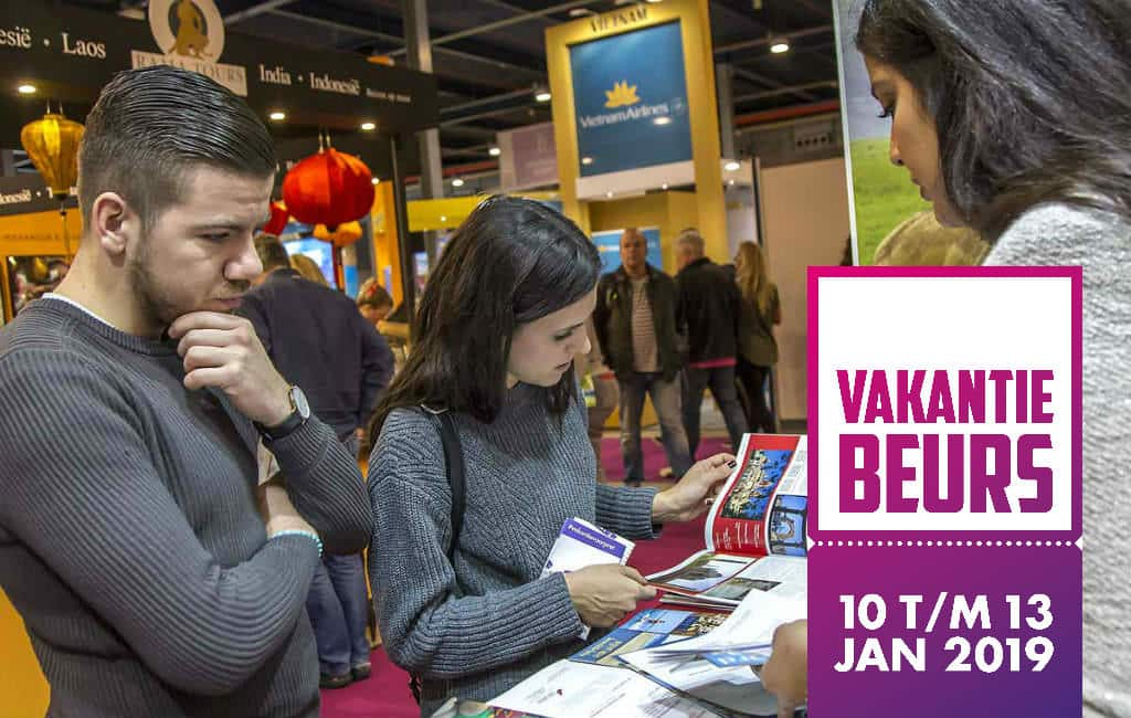 Spanje goed vertegenwoordigd tijdens Vakantiebeurs in Utrecht