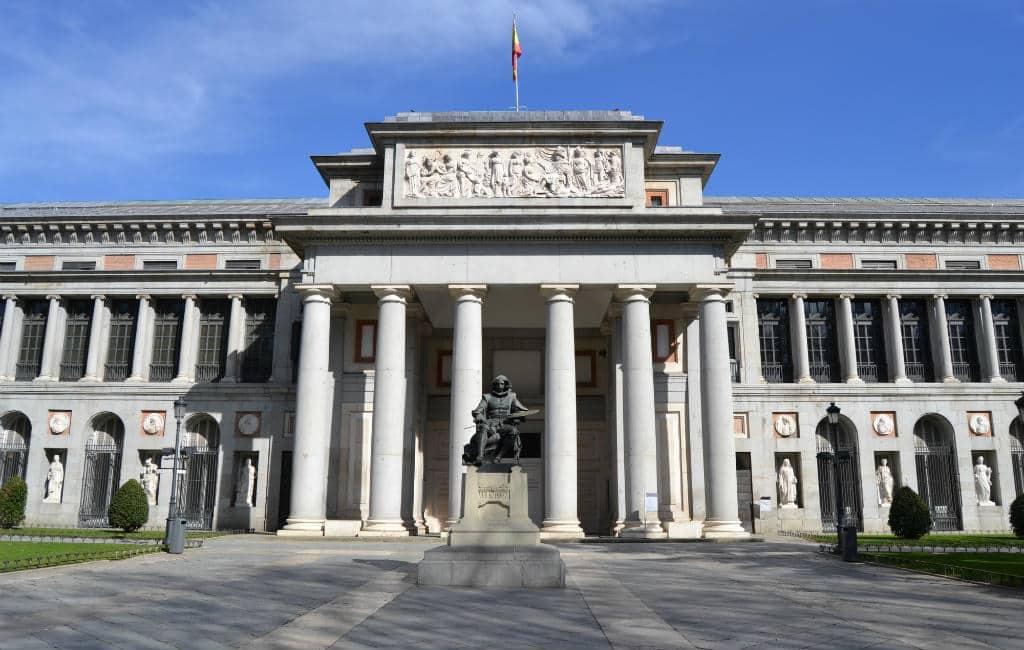 Musea in Spanje in 2018 meer bezocht