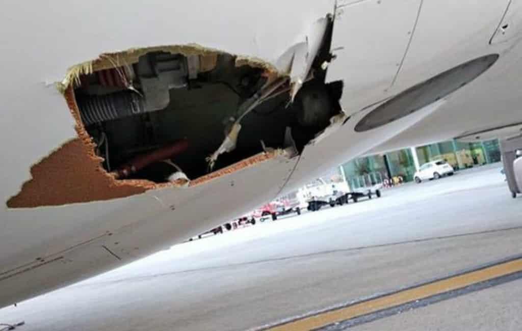 Paniek tijdens vlucht tussen Valencia en Mallorca