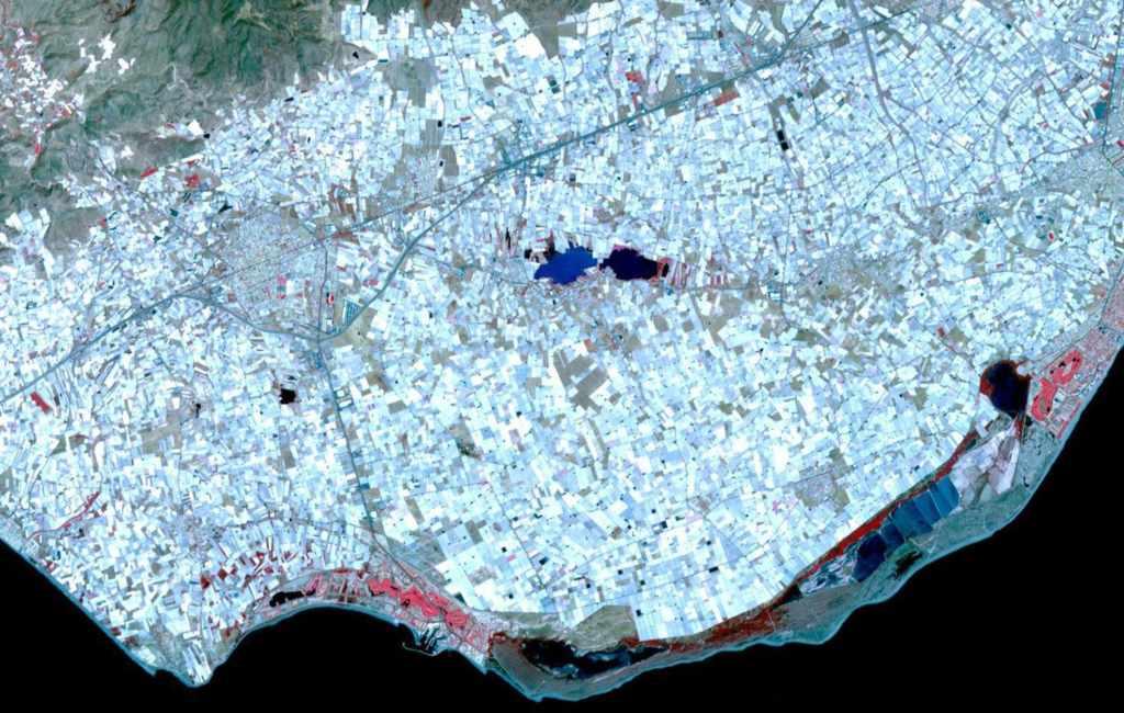 Spanje heeft al meer dan 40 jaar een zee van plastic