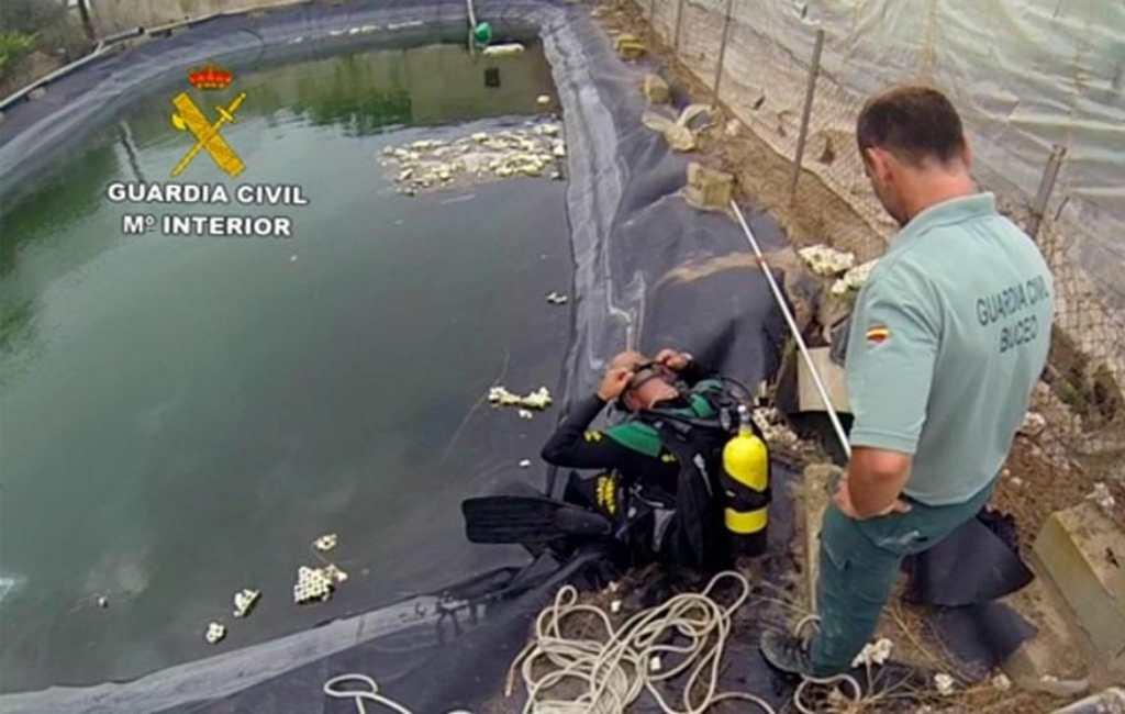 Jager verdrinkt bij reddingspoging honden in Huesca