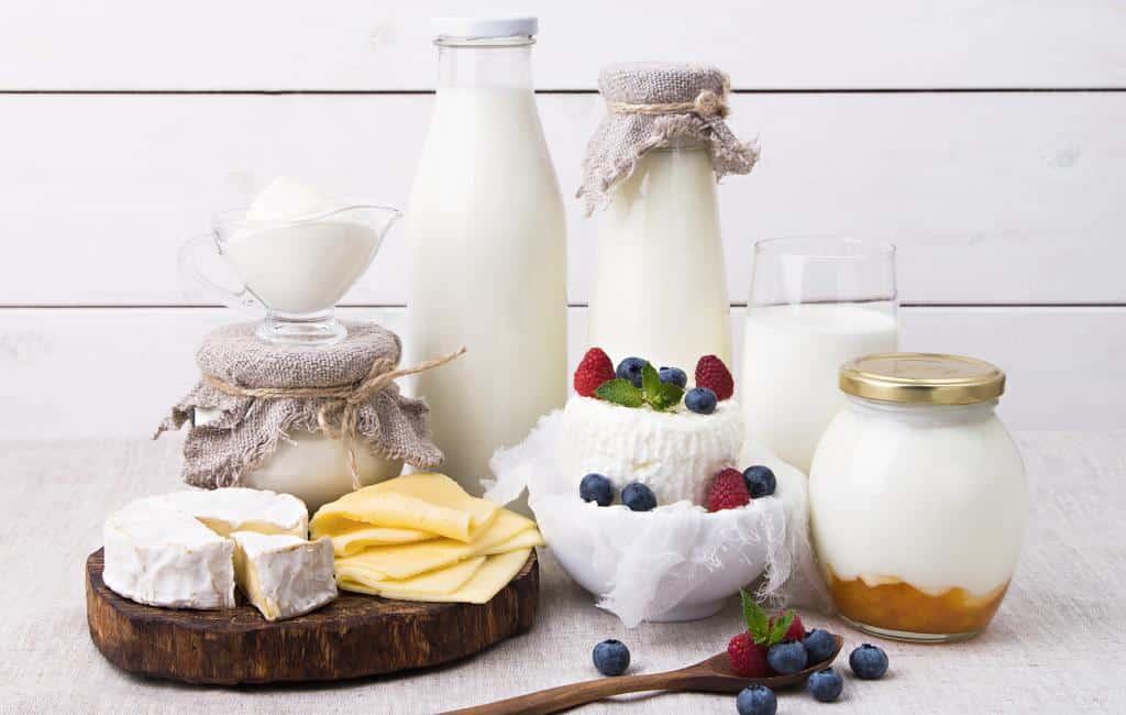 Land van herkomst verplicht op etiketten zuivelproducten Spanje