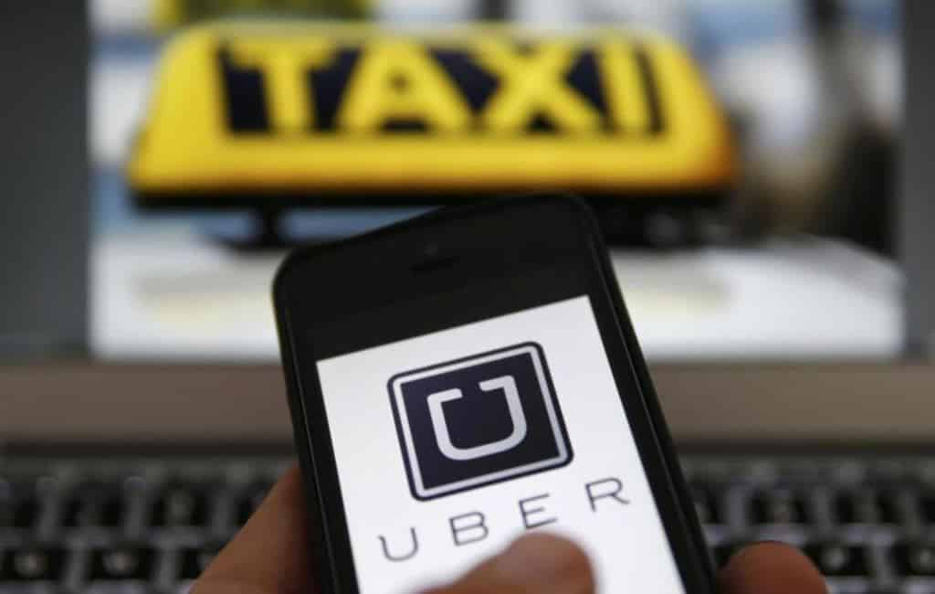 Het effect van Uber en Cabify op de normale taxi's valt mee in Spanje