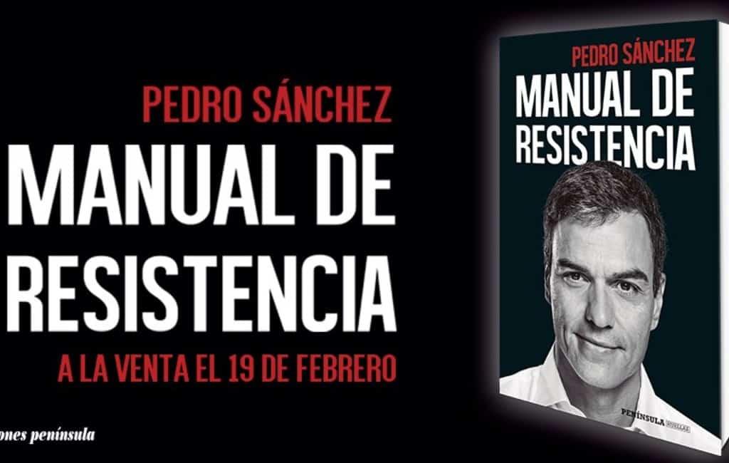 Voor het eerst publiceert een zittende premier in Spanje een boek