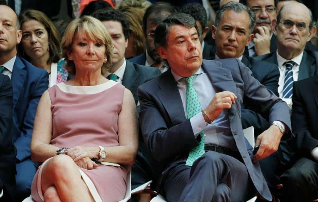 Opnieuw corruptie en fraude bij de PP-partij in Madrid