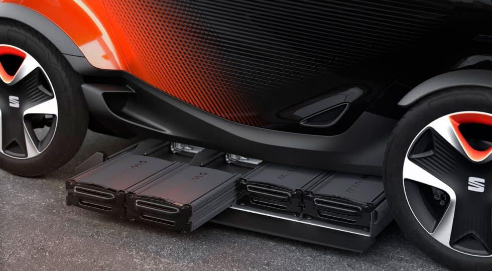 SEAT presenteert kleine elektrische auto tijdens Mobile World Congress