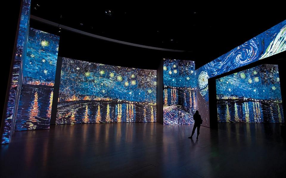 Nederlandse Van Gogh komt met spectaculaire expositie naar Valencia (beëindigd)