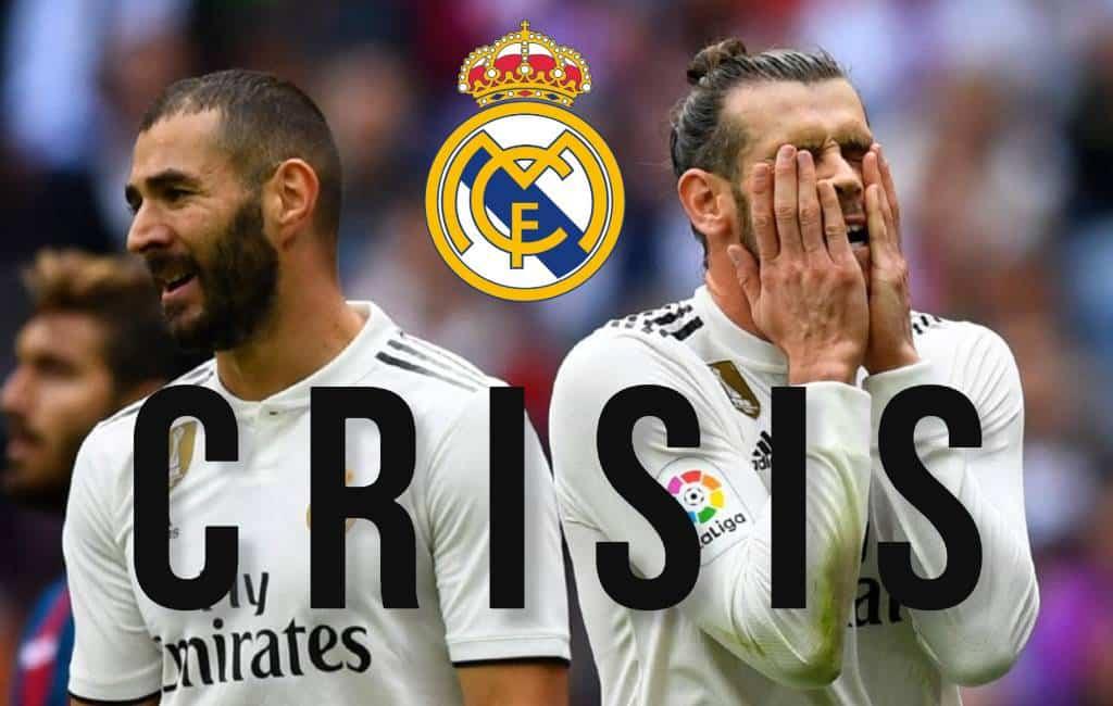 Real Madrid zoekt na verlies drie competities naar oplossingen