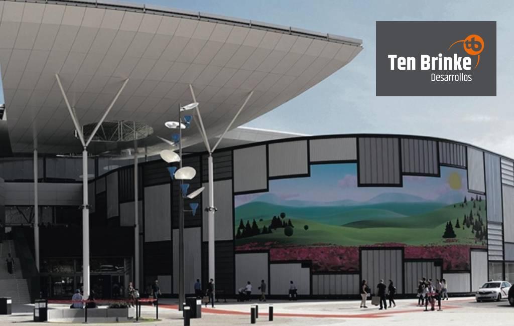 Plan B in plaats van Ikea in Tarragona is winkelcentrum van Nederlanders