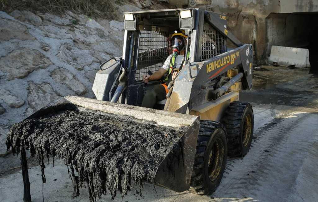 Meer dan 5 ton aan vochtige wc-doekjes in riool Valencia