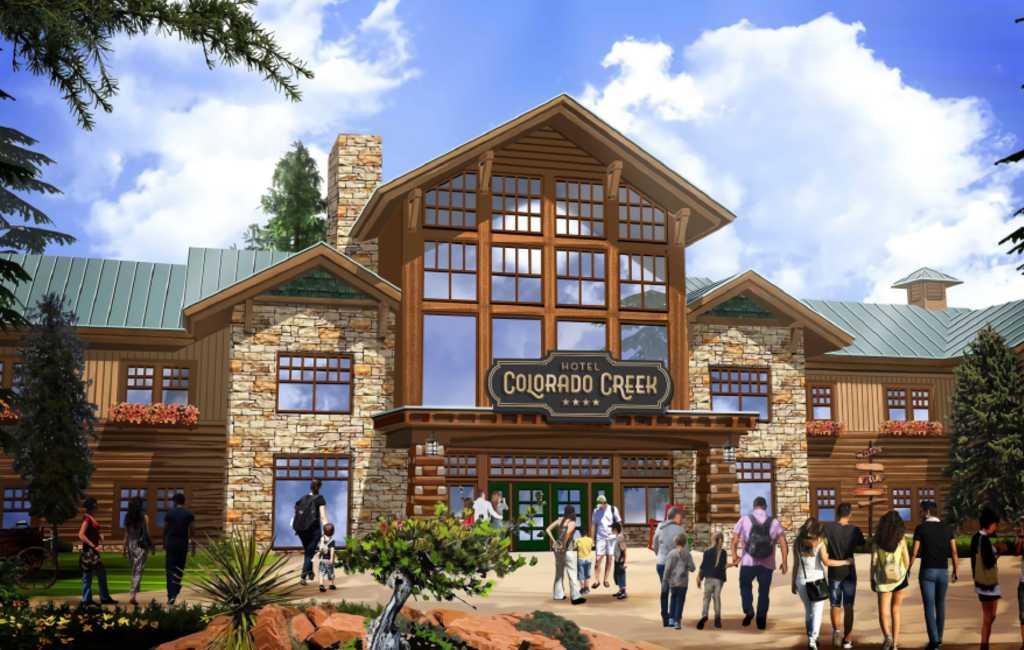 Pretpark Port Aventura opent 1 juni zesde hotel