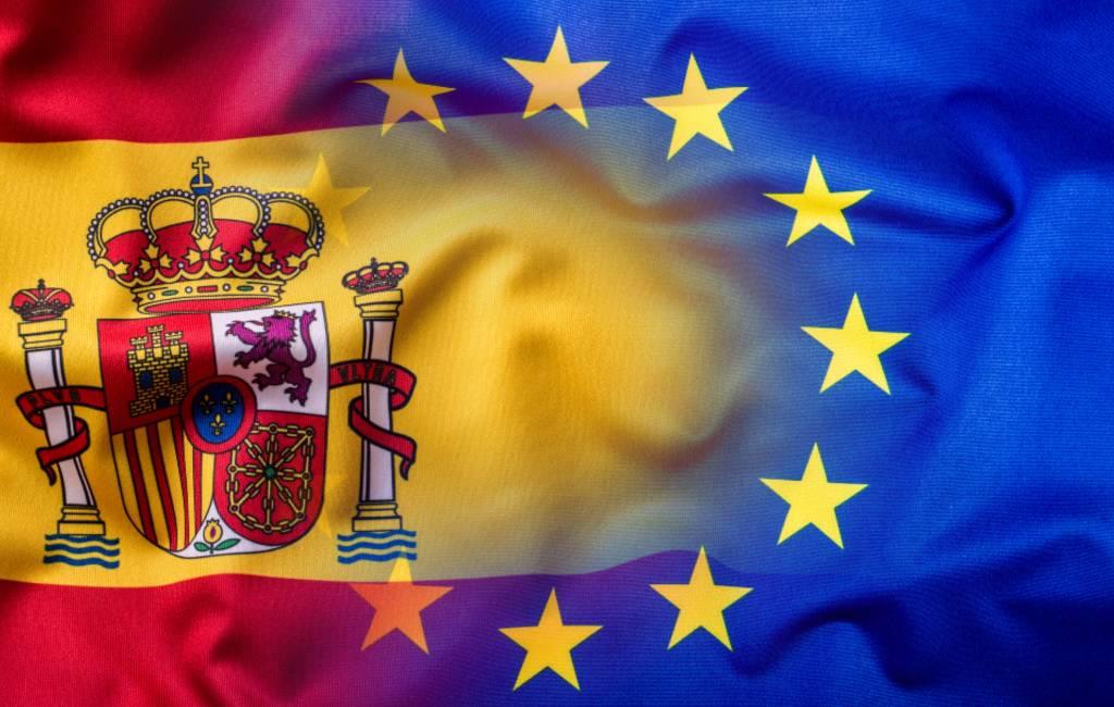 Spanjaarden voelen zich meer pro-Europees en minder nationalistisch