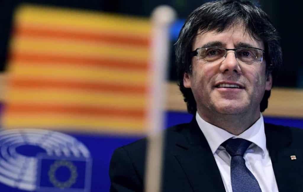 Puigdemont wil onschendbaarheid als Europarlementariër