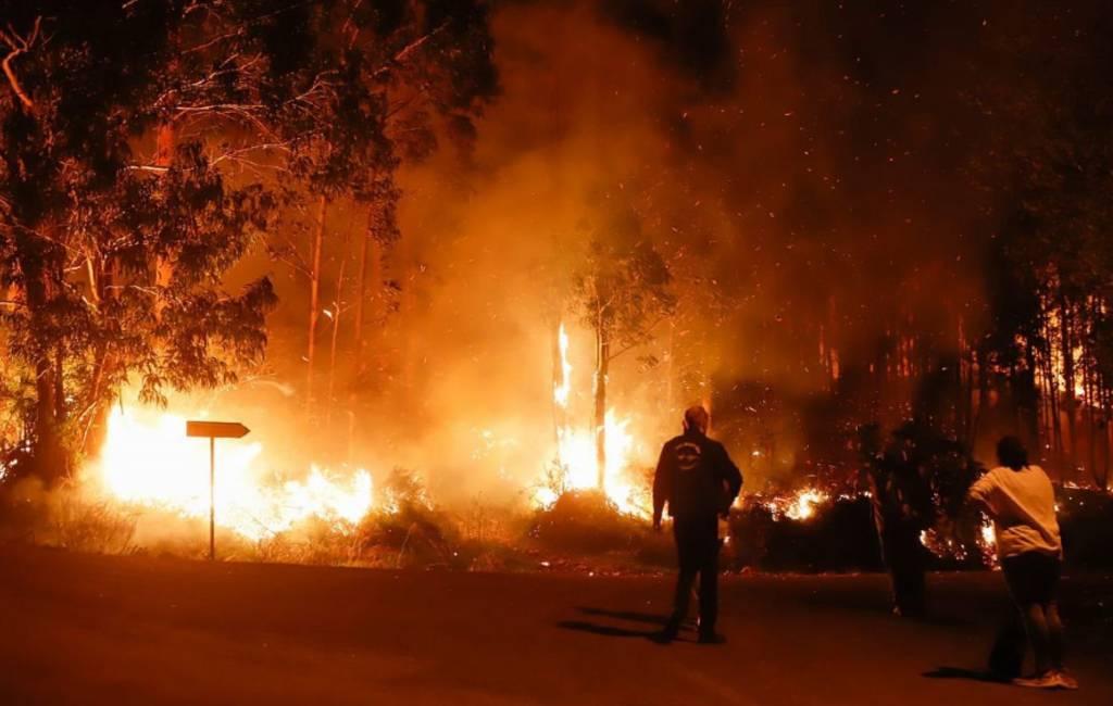 Opnieuw bosbranden in noordwest Spanje