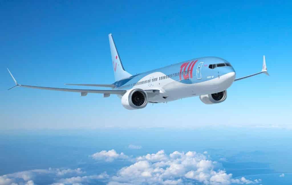 Boeing 737 van Tuifly op weg naar Brussel aan de grond gezet in Alicante