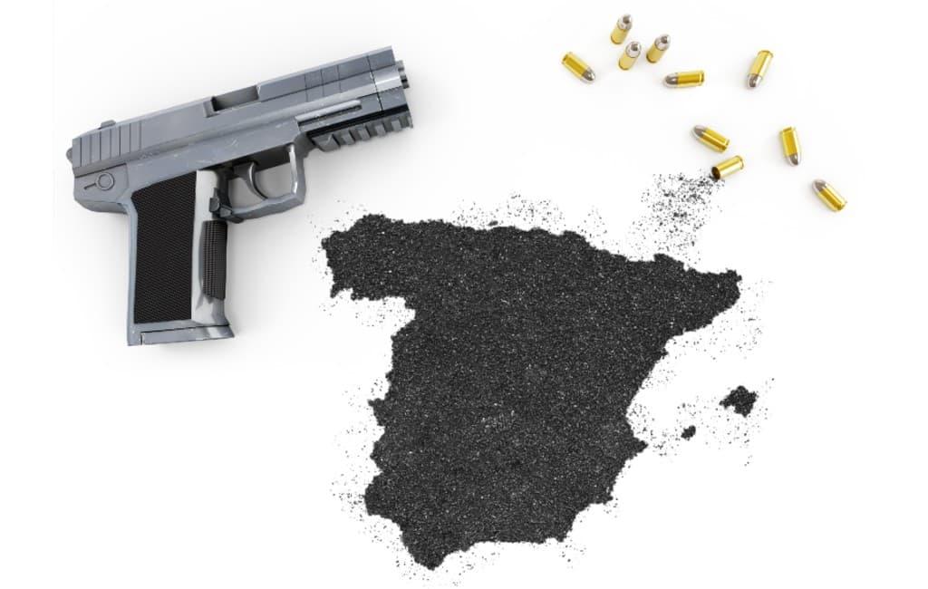 'Eerlijke Spanjaarden' mogen wapens hebben aldus VOX