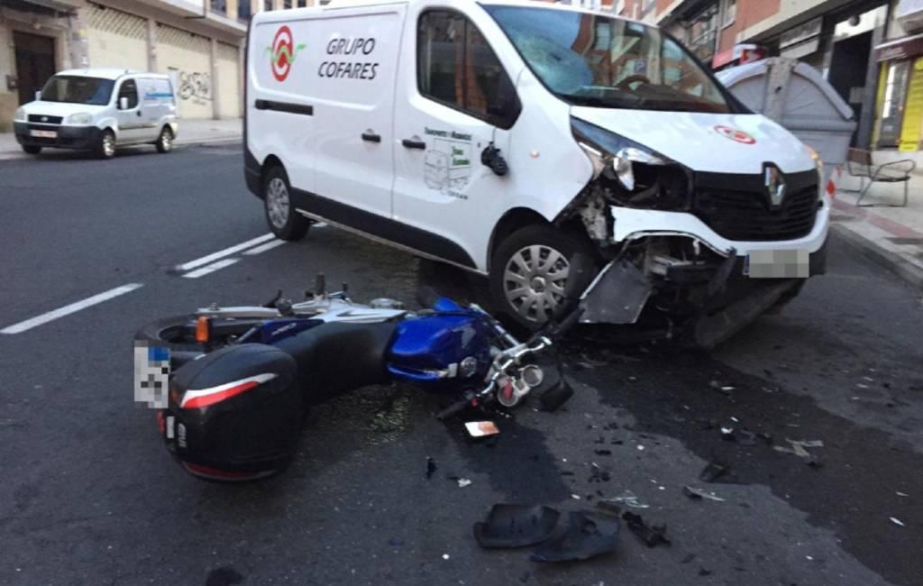 Online verkopen zorgt voor meer verkeersongevallen met bestelbussen in Spanje