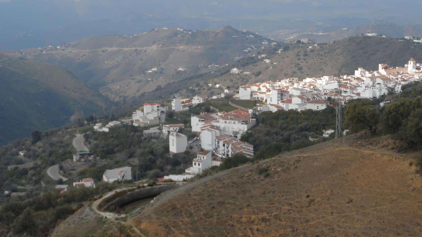 Het alternatief voor de Caminito del Rey in Málaga: El Saltillo
