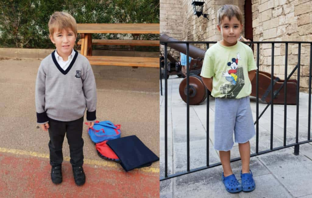 Europees Amber Alert vanwege vermissing vijfjarige jongen op Mallorca (UPDATE)