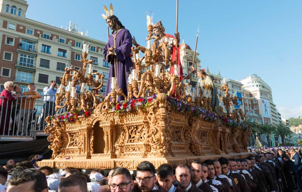 Wanneer begint de Semana Santa in Spanje