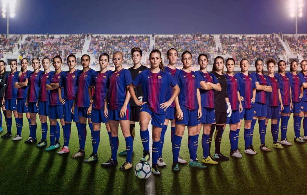 Vrouwenelftal FC Barcelona dankzij Martens naar finale Champions