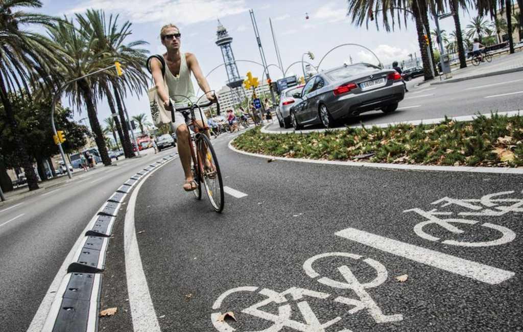 De 5 Spaanse steden met de meeste fietspaden