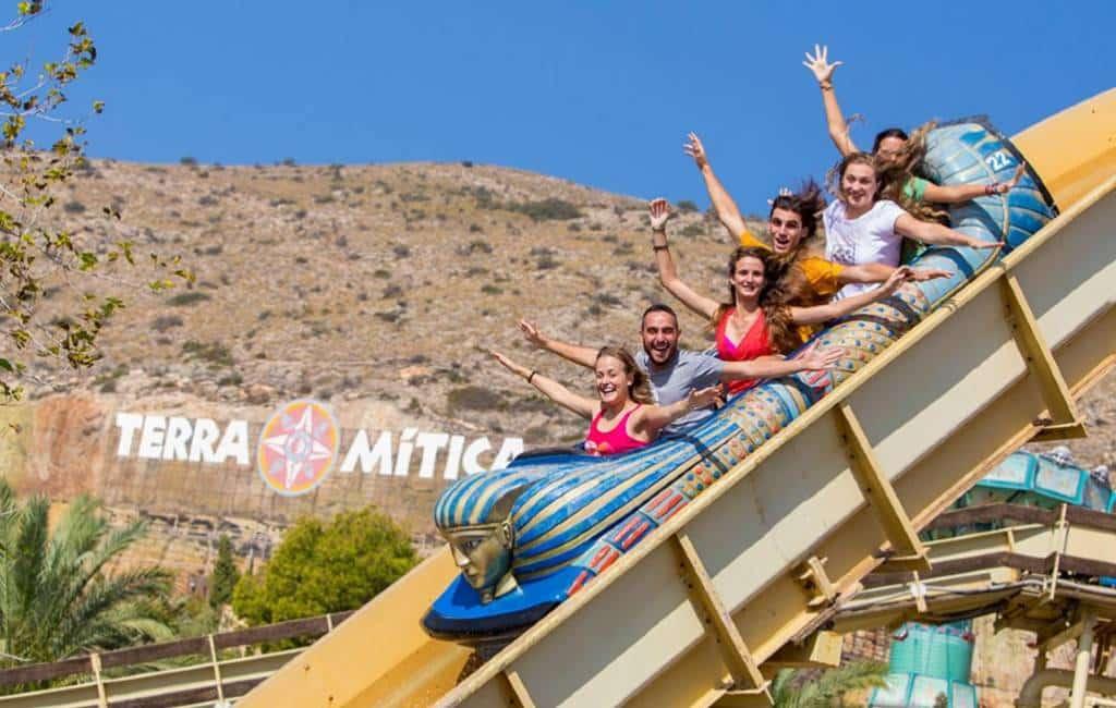 Pretpark Terra Mítica bij Benidorm opent 13 april
