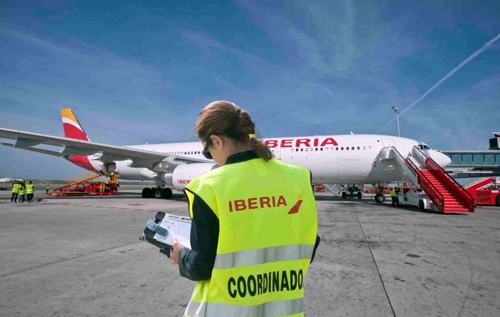 Grondpersoneel Spaanse vliegvelden staakt op 21 en 24 april