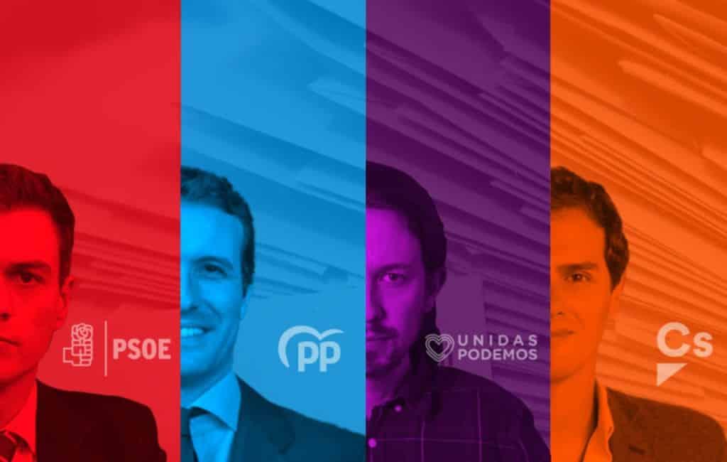 Spaanse premier maakt een zooitje van het verkiezingsdebat
