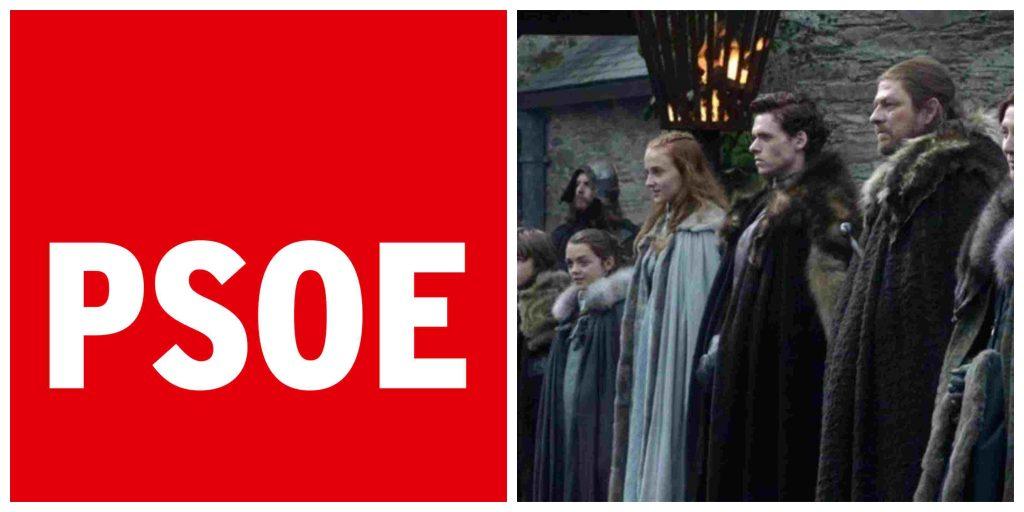 Welke Game of Thrones families vertegenwoordigen de Spaanse partijen