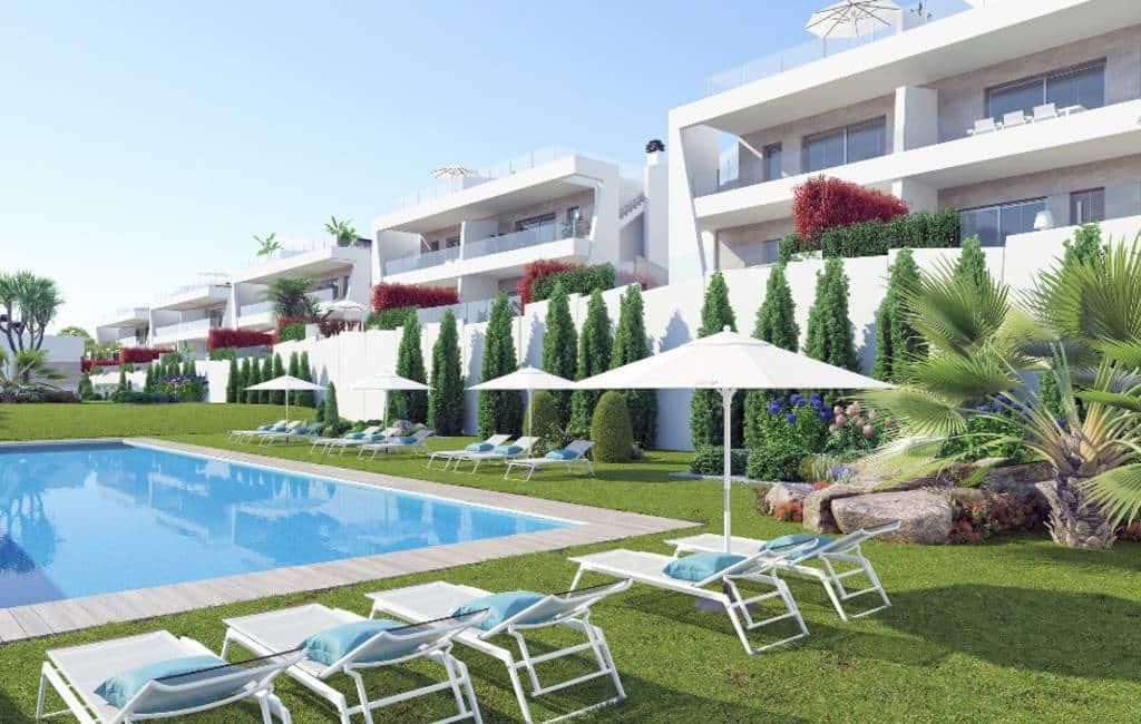 De voordelen van de koop van nieuwbouwwoningen in Spanje