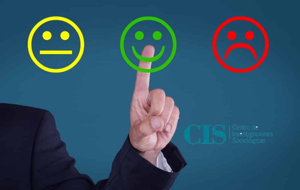 Conclusies van de macro-barometer van het CIS in Spanje