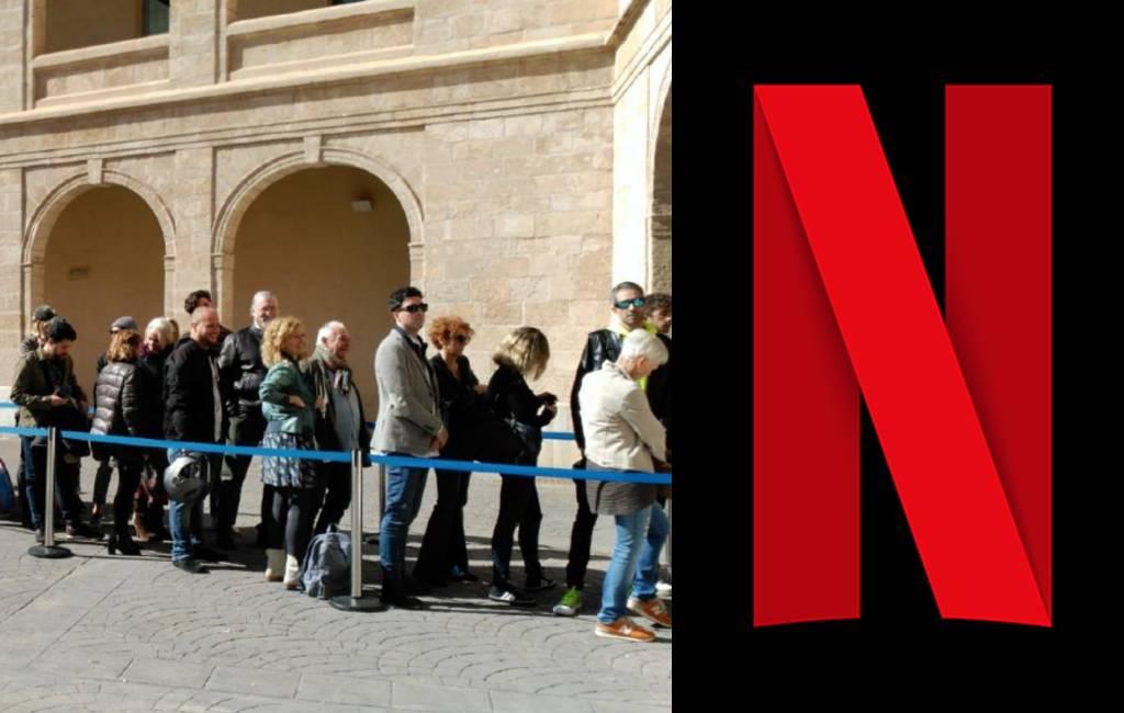 Casting voor nieuwe Netflix serie op Ibiza
