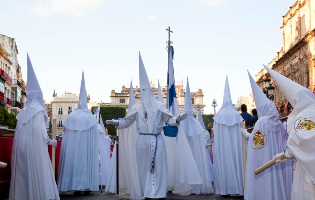 Curieuze tradities tijdens de Semana Santa week in Spanje