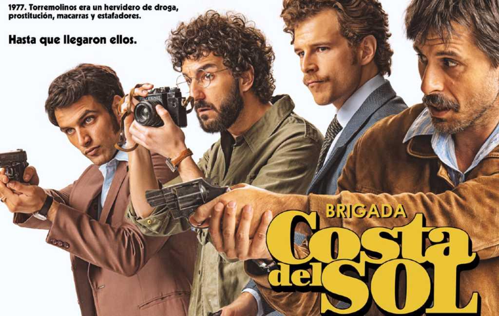 Nieuwe Netflix serie over de Costa del Sol nu al in Spanje te zien
