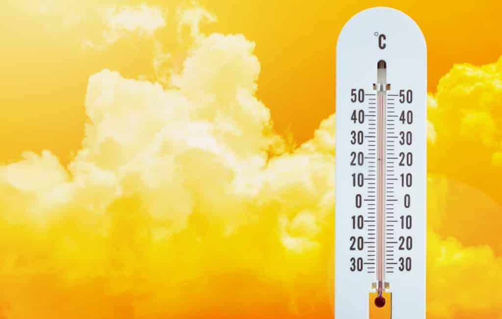 Inwoners Málaga opgelet: de terral komt eraan met hoge temperaturen