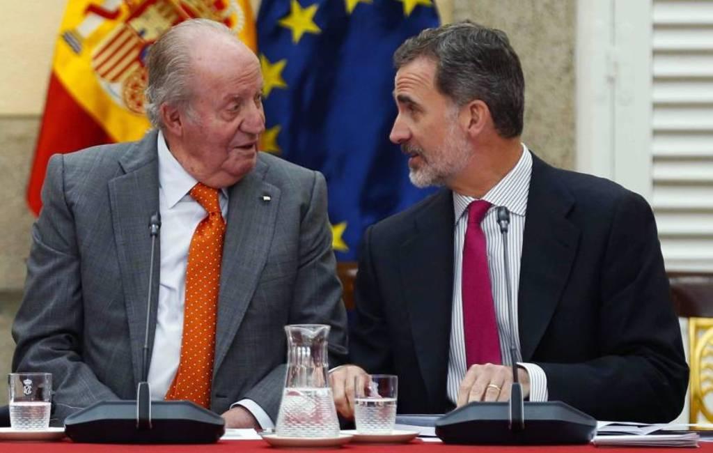Oud-koning Juan Carlos in Spanje gaat met pensioen