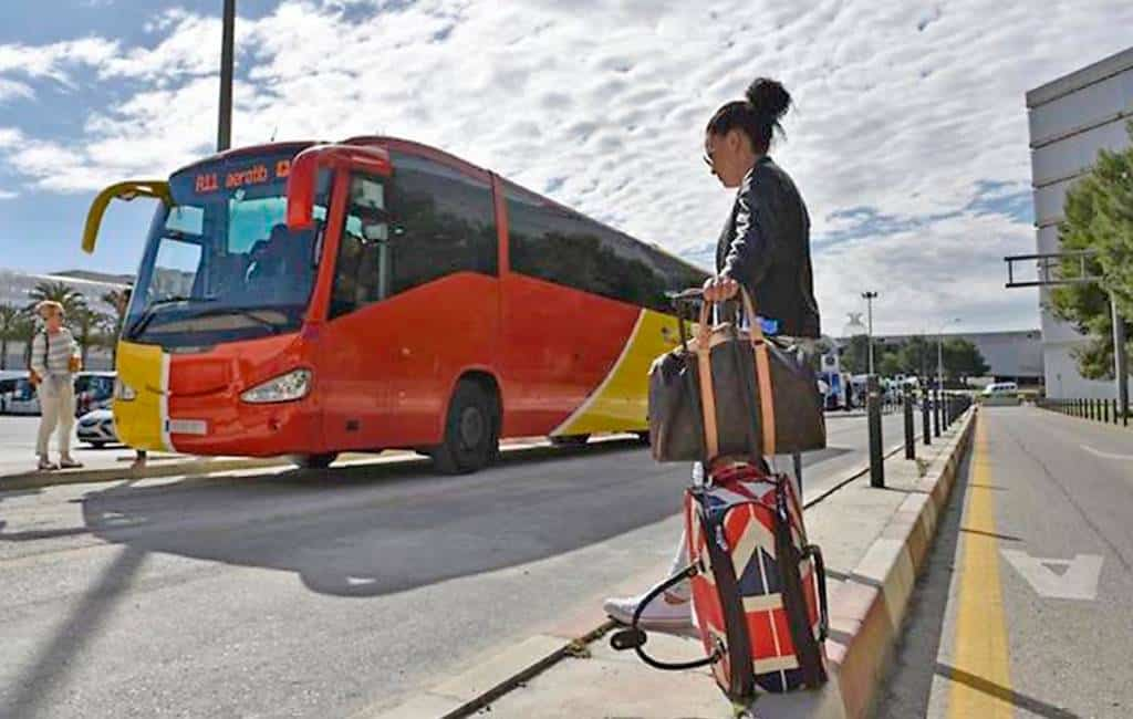 Stakingsdreiging toeristische vervoerssector Mallorca